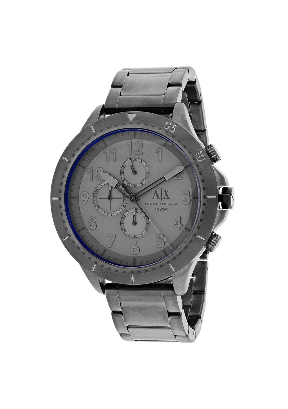 Armani Exchange Men's Chronograph - Grey/Gunmetal