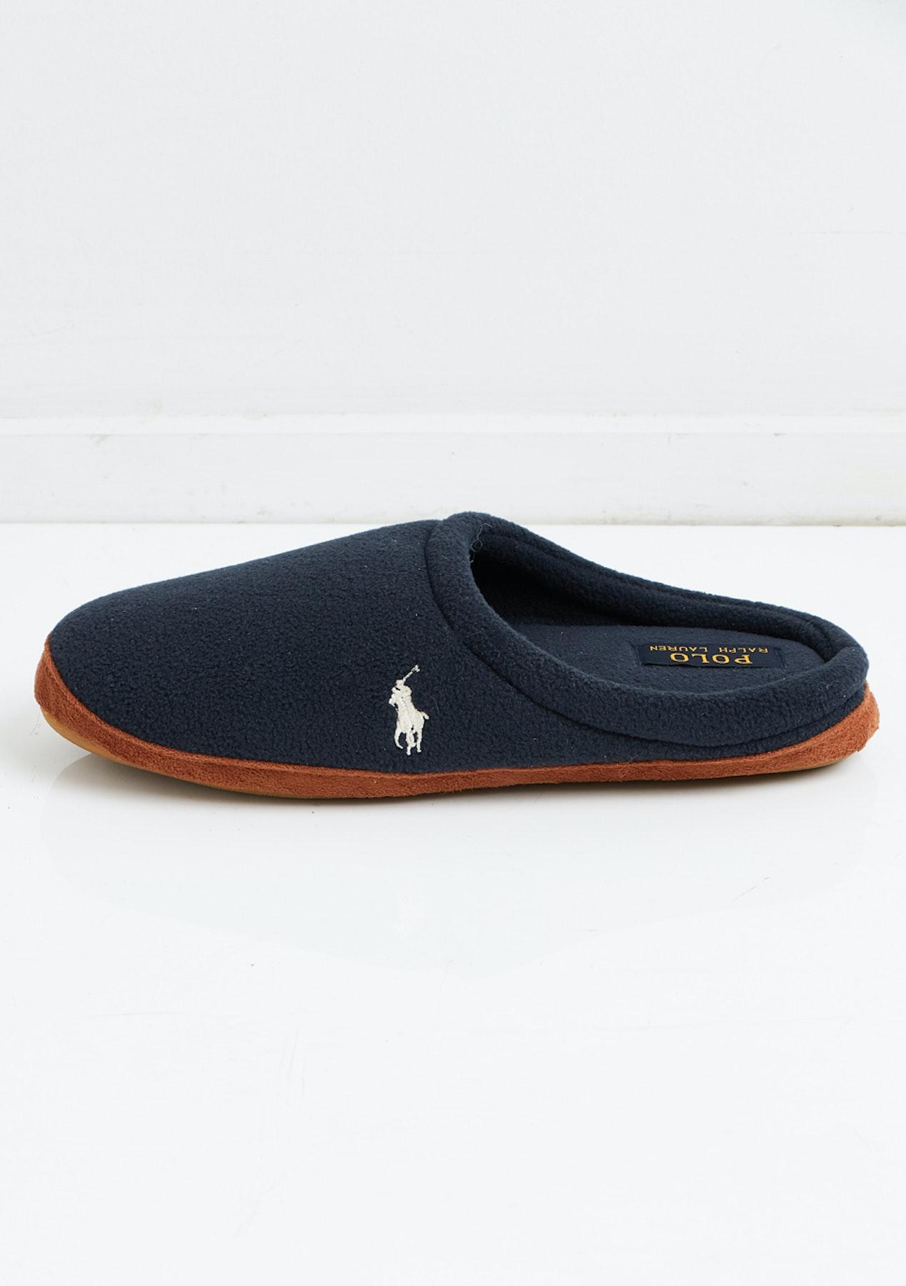 30bd3d26afc90 Polo Ralph Lauren Men s - Jacque Scuff Slipper - Polo Ralph Lauren Slippers  - Onceit