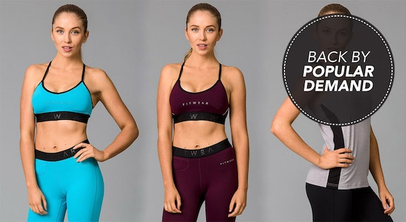 Image of the 'Fitwear Back by Popular Demand Womens' sale