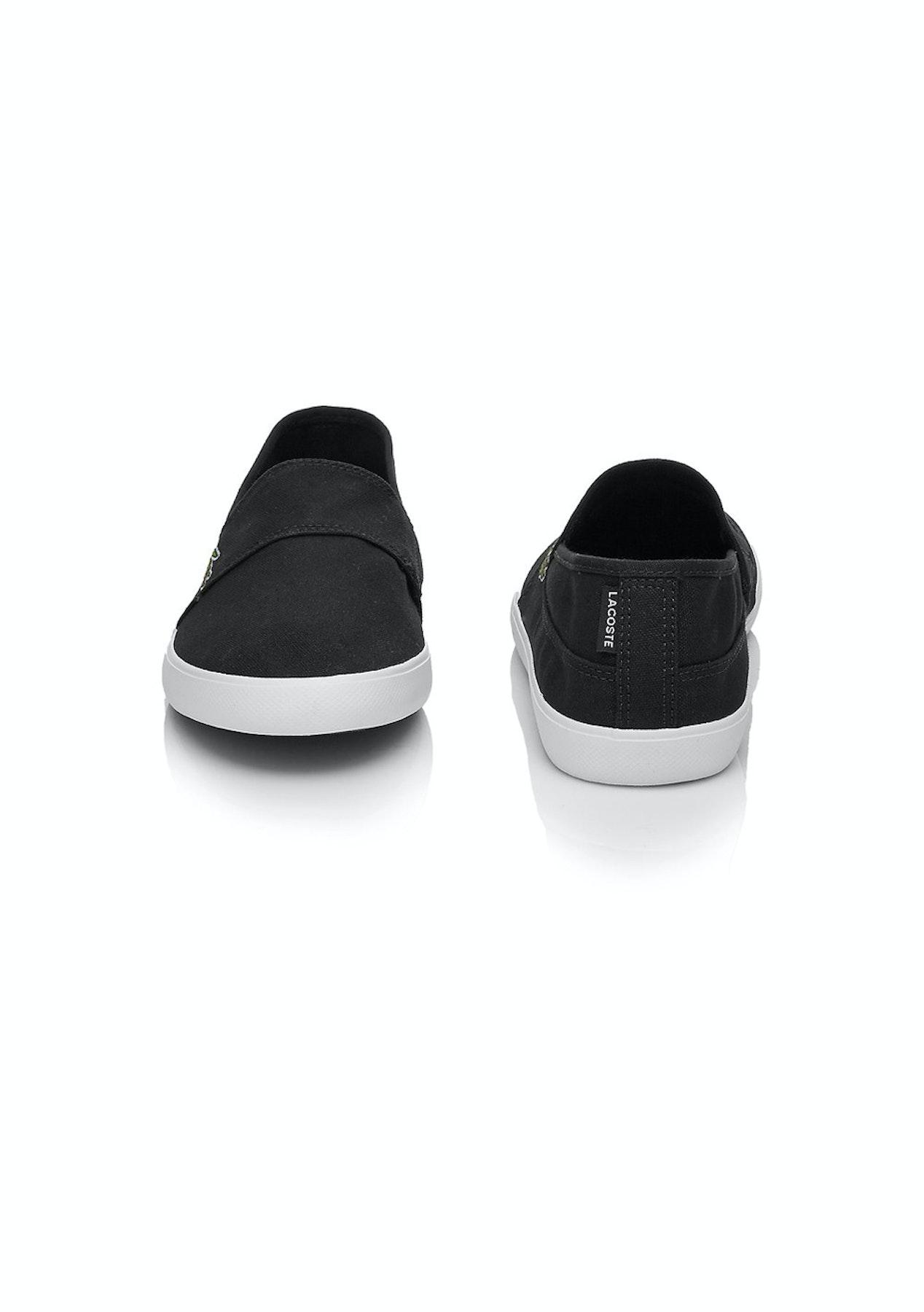 c7982009a Mens Lacoste - Marice Lcr - Black Black - Mens Shoe Sale - Onceit