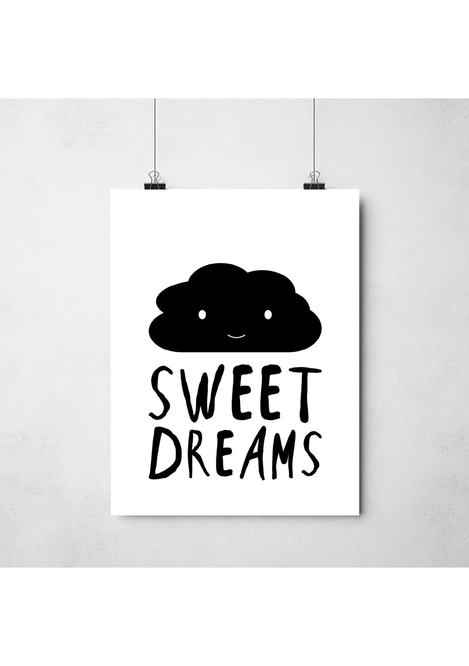 Simply Creative - Sweet Dreams - A3 Colour Print