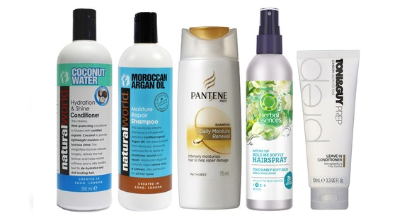 Image of the 'Natural World Haircare & More' sale