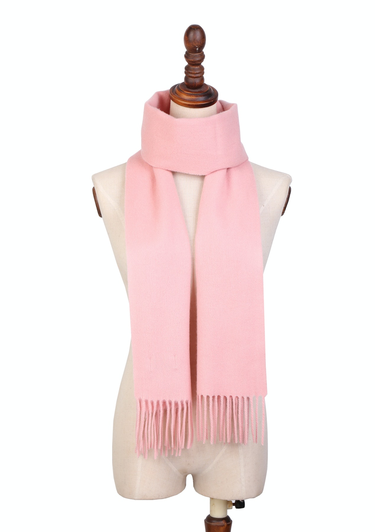 Ever Uggs - Wool Scarf Light Pink - Ever Uggs - Onceit 6a08638d4