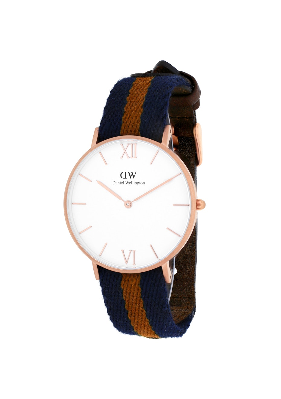 Daniel Wellington Women's Grace Selwyn - White/Two-tone Navy B