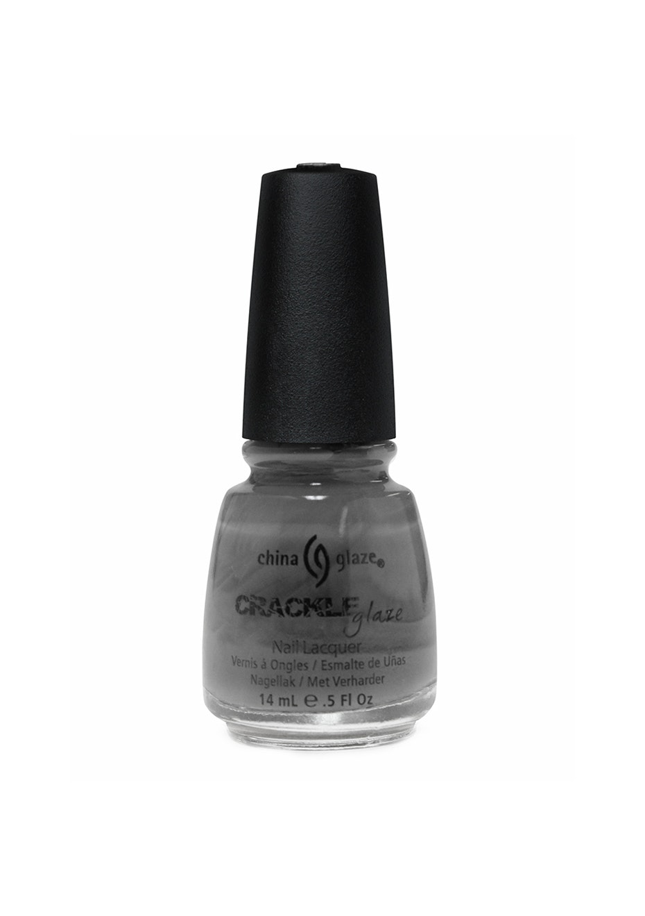 China Glaze Crackle Collection #979 CRACKED CONCRETE