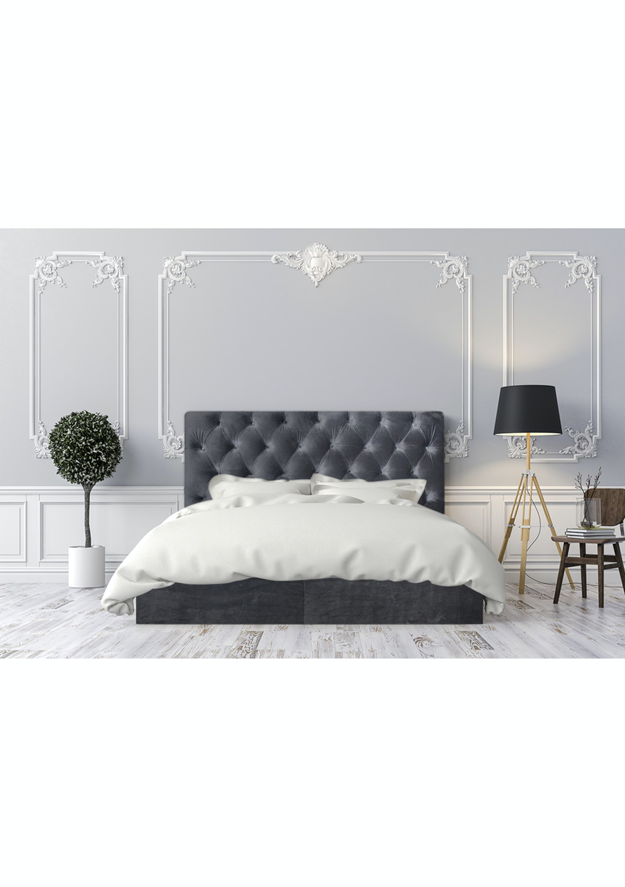 maple midcentury gothic gallery com for of off unusual home king sale ideas athelred s beds wood headboard design