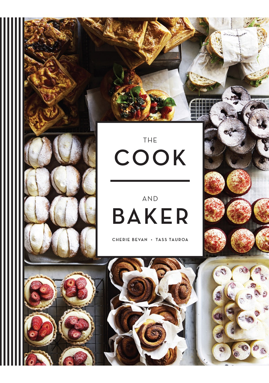 The Cook and Baker, by Cherie Bevan and Tass Tauroa