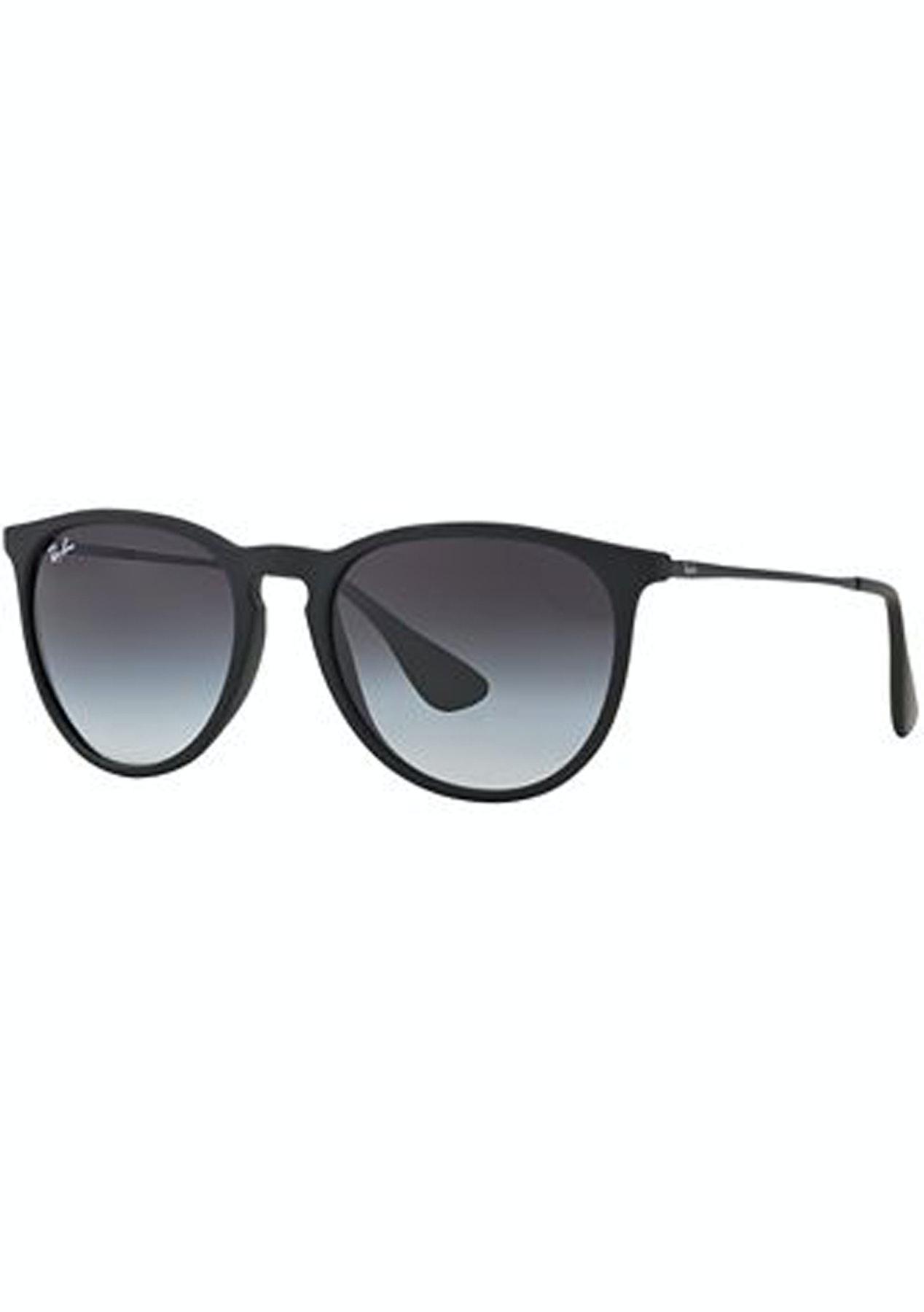 c01c6a0124 Ray-Ban - Erika Womens Sunglasses - Matte Black - Big Brand Eyewear - Onceit