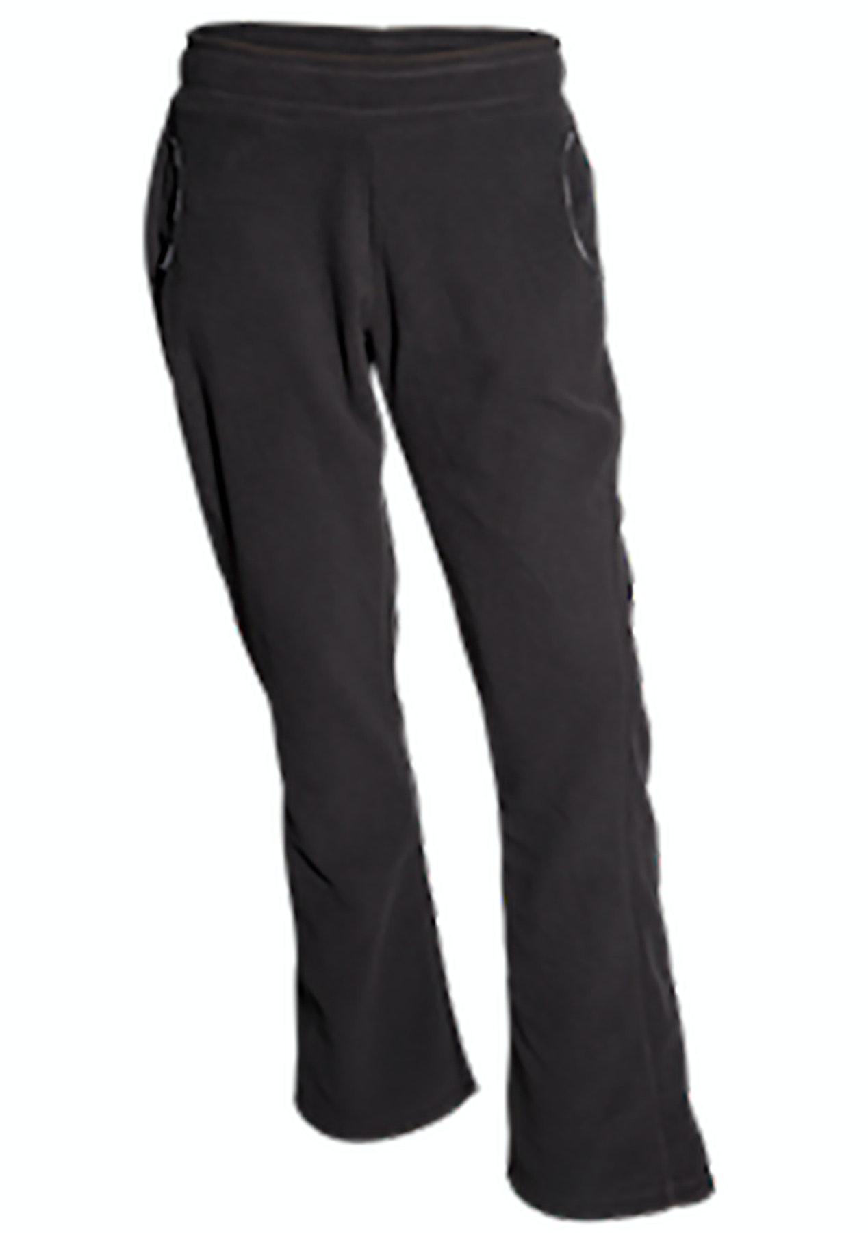 34eb3353 Ridgeline Womens Alpine Fleece Pants - Black - Ridgeline up to 66% off -  Onceit