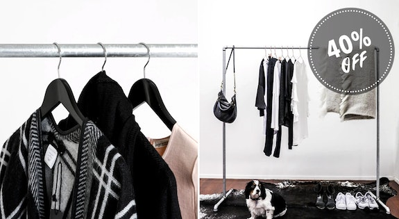 Industrial Clothes Racks