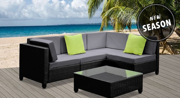 New Season Outdoor Furniture Presale