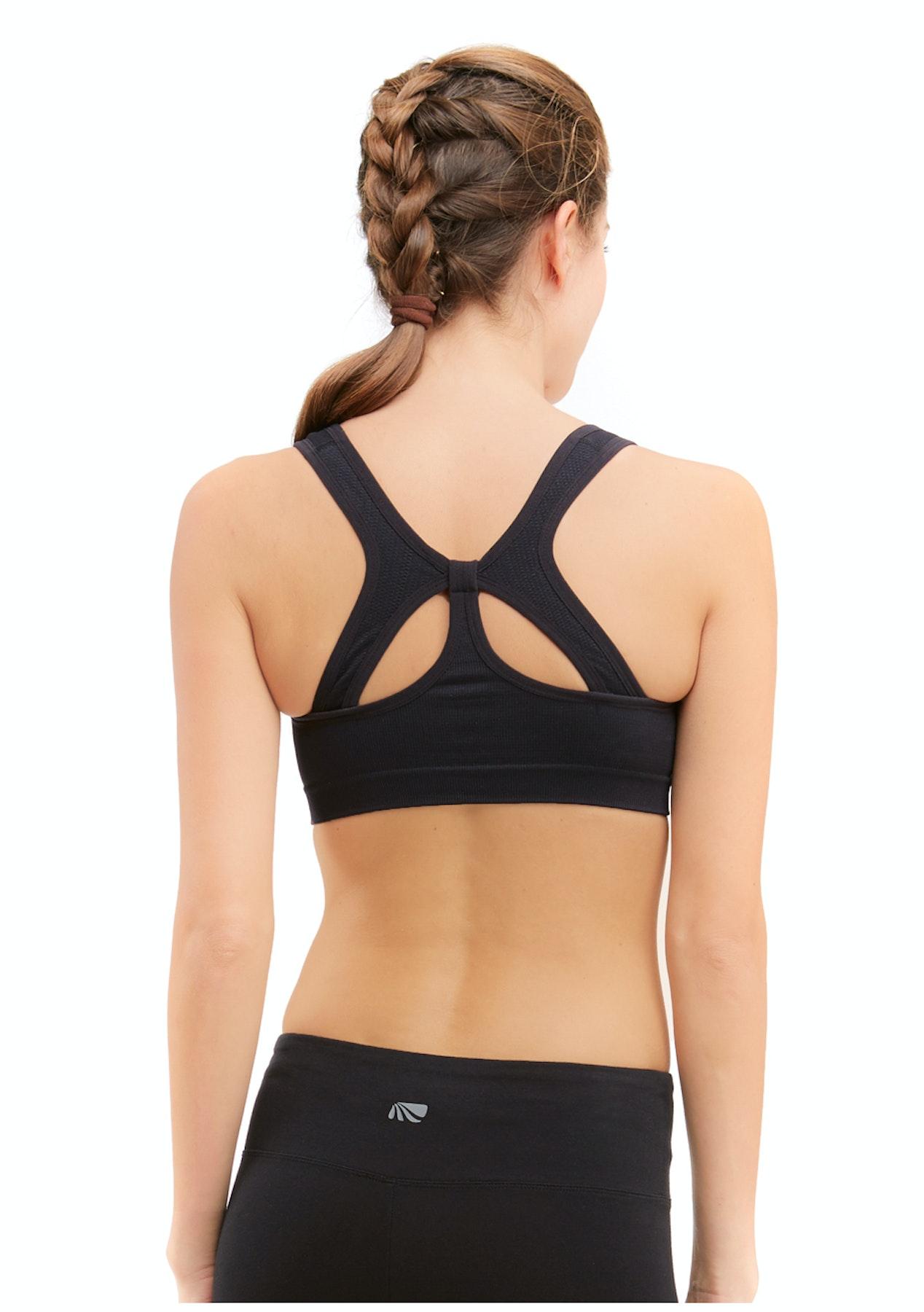 de308e0f37f5f Marika Tek - Sport Bra - Black - Marika Activewear Up To 63% Off - Onceit