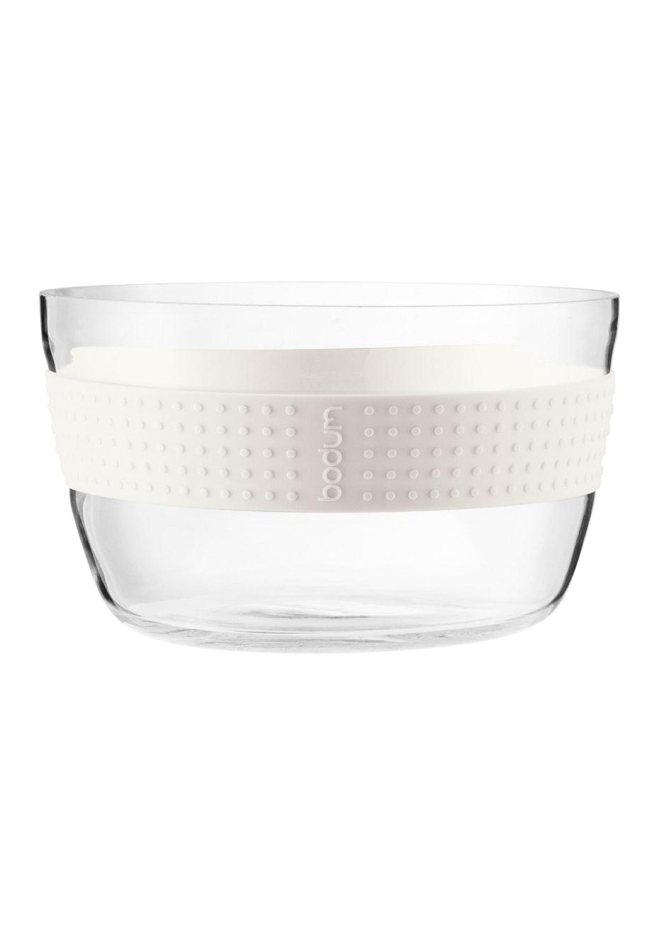 Bodum - Salad Bowl & Servers - Off White