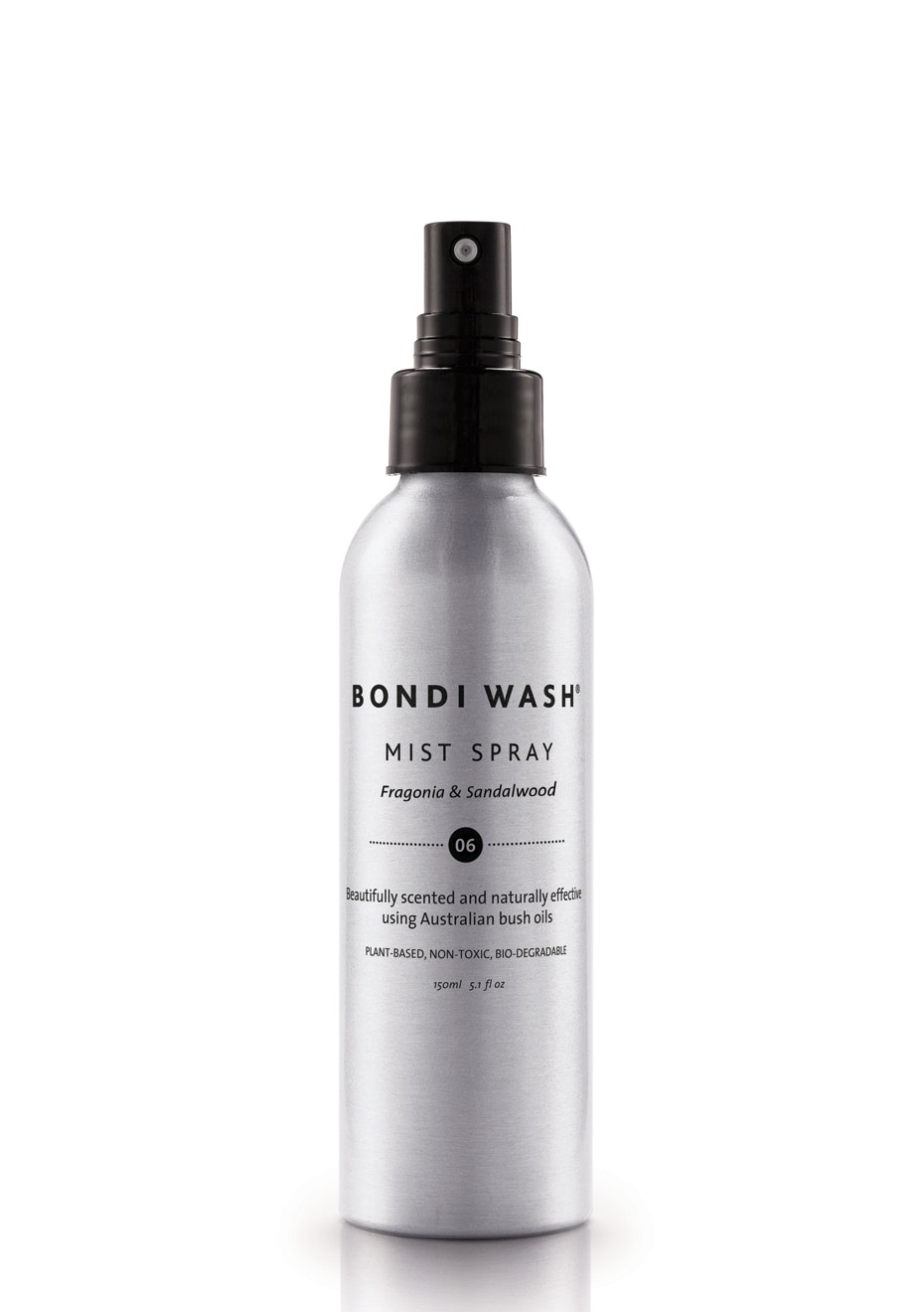 Bondi Wash - Mist Spray Fragonia & Sandalwood 150ml