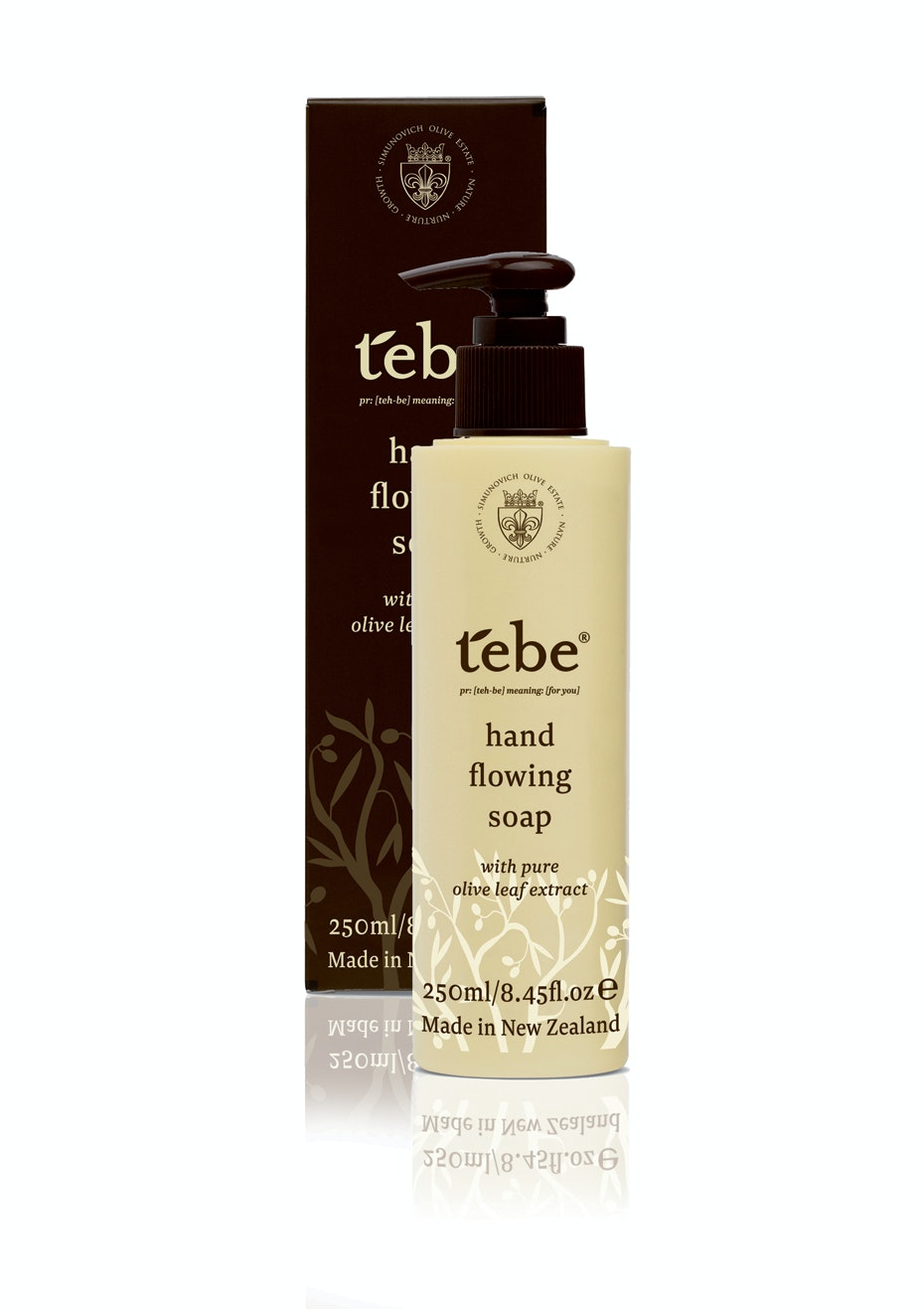 Tebe Hand Flowing Soap