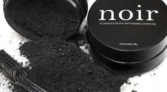 Noir Charcoal Teeth Whitening