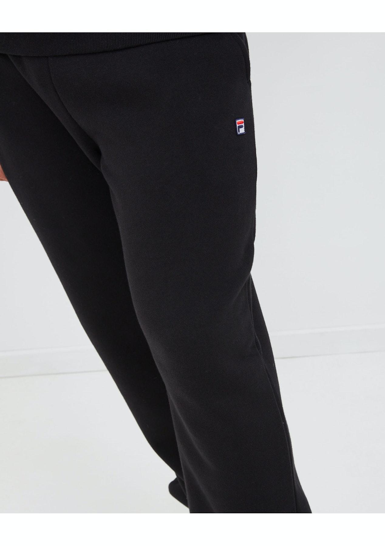 5b7d8088c942 FILA - Badge Trackpants - Black - Fila - Onceit