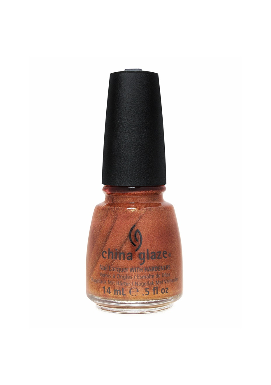 China Glaze #589 IN AWE OF AMBER