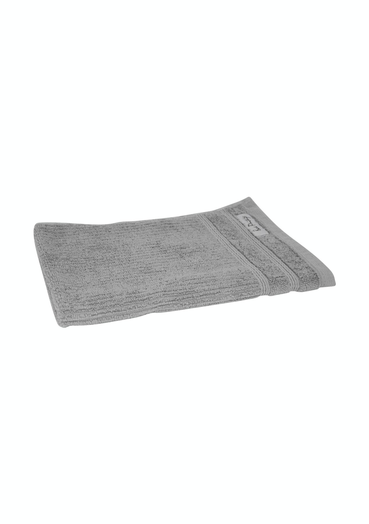 Cairo Egyptian Cotton Hand Towel - Pebble