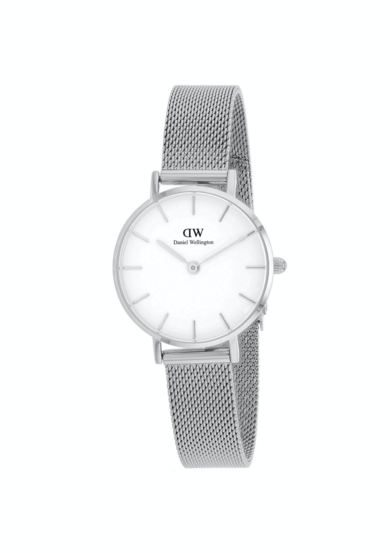 719b5cfda3b1 Daniel Wellington Classic Petite Sterling 28mm - White Silver - Best  Selling Watches - Onceit