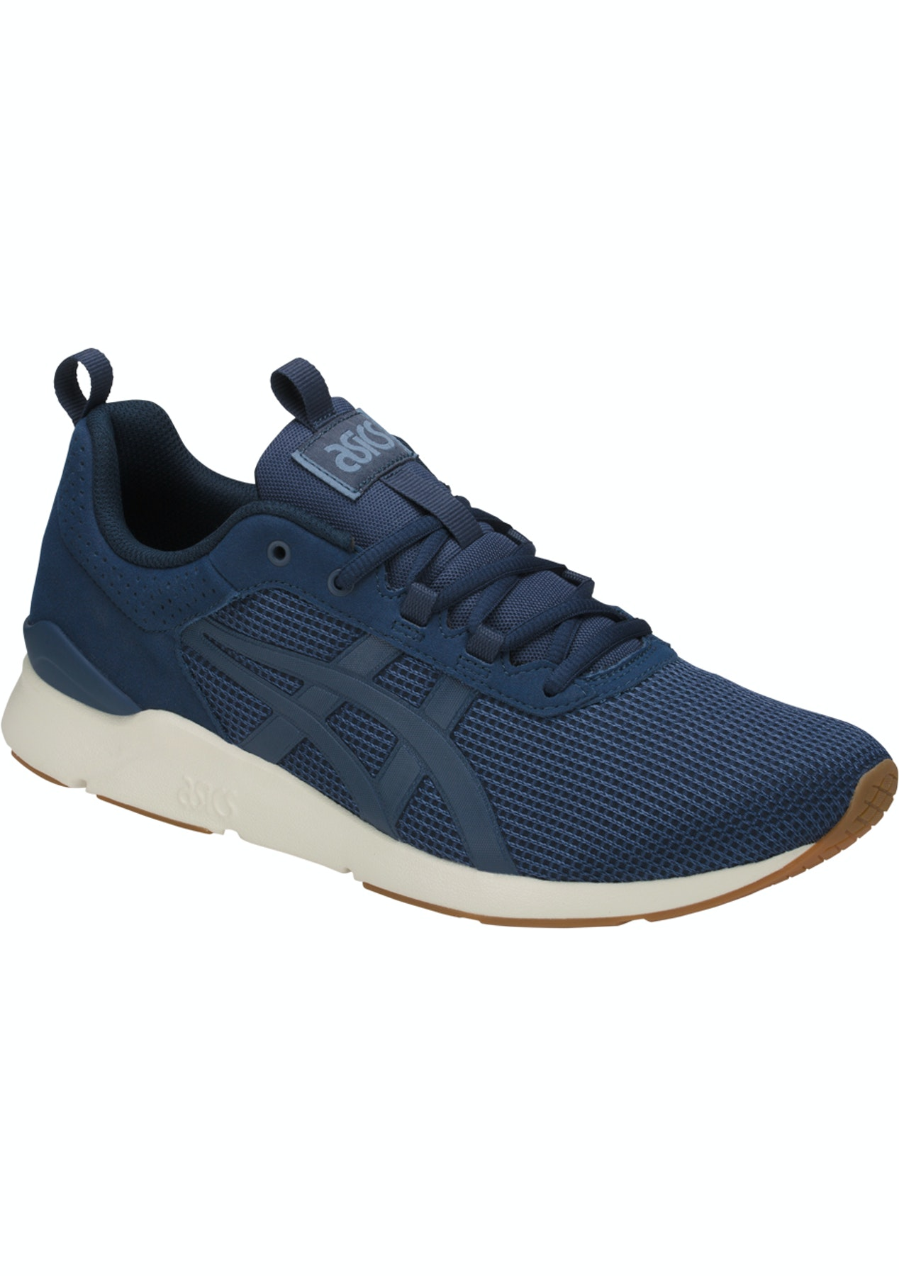 391a8b68091a Asics Tiger - Gel-Lyte Runner - Unisex - Dark Blue Dark Blue - PE Nation X  Reebok   More - Onceit