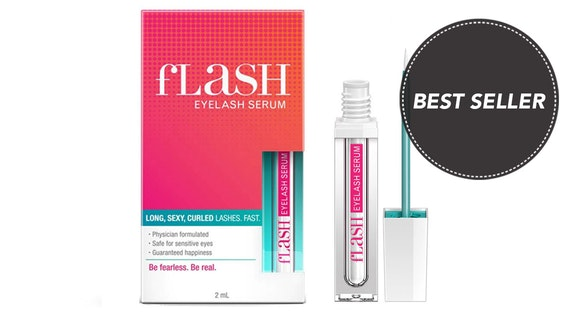 Image of the 'Under $40 fLash Eyelash Serum' sale