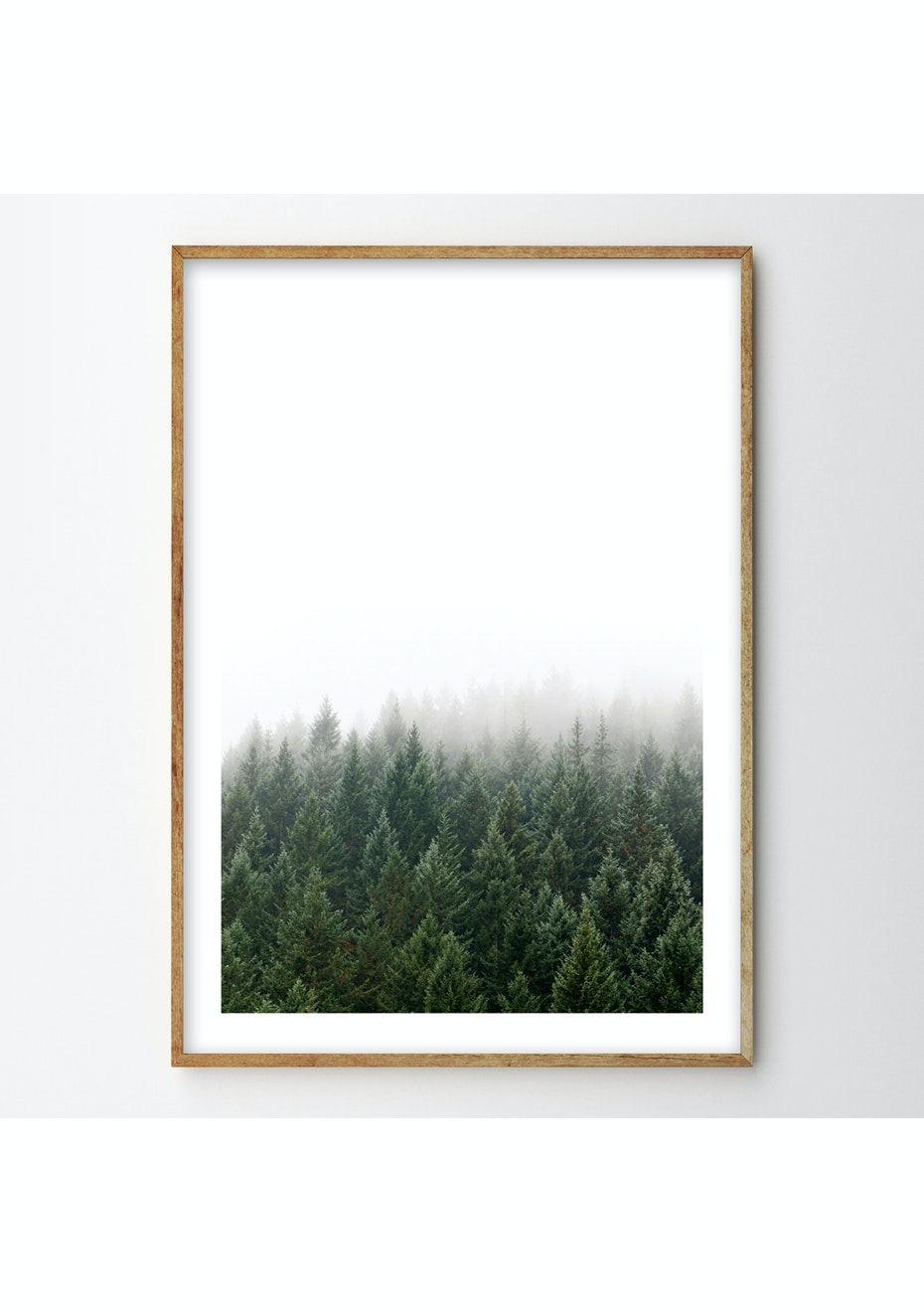 Simply Creative - Forest - A2 Colour Print
