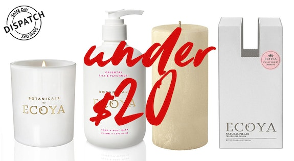 Image of the 'Under $20 Ecoya' sale