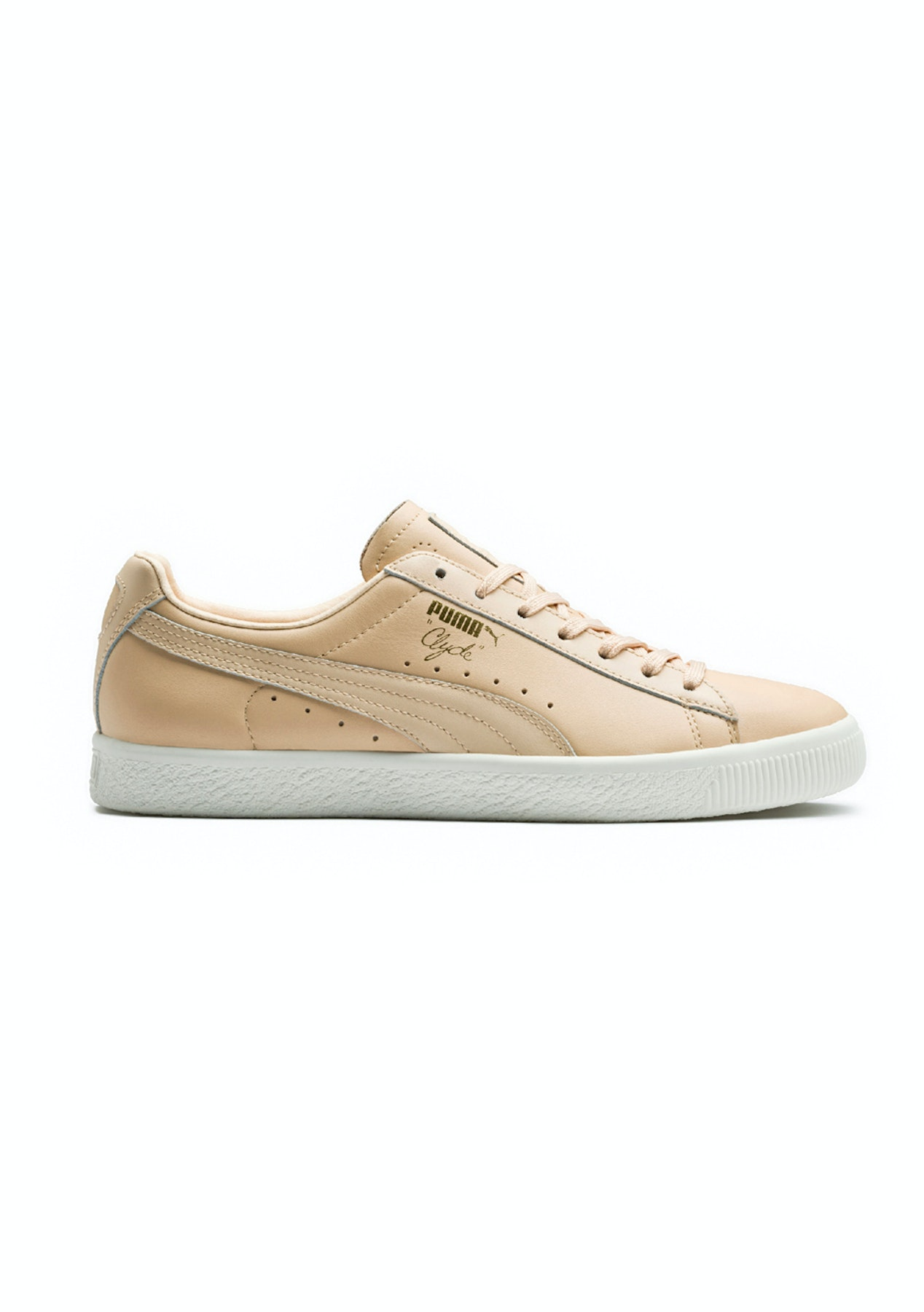 low priced 88121 904eb Puma Womens - Clyde - Natural