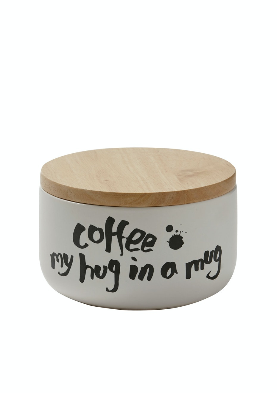 Me & My Trend - Short Coffee Hug Canister