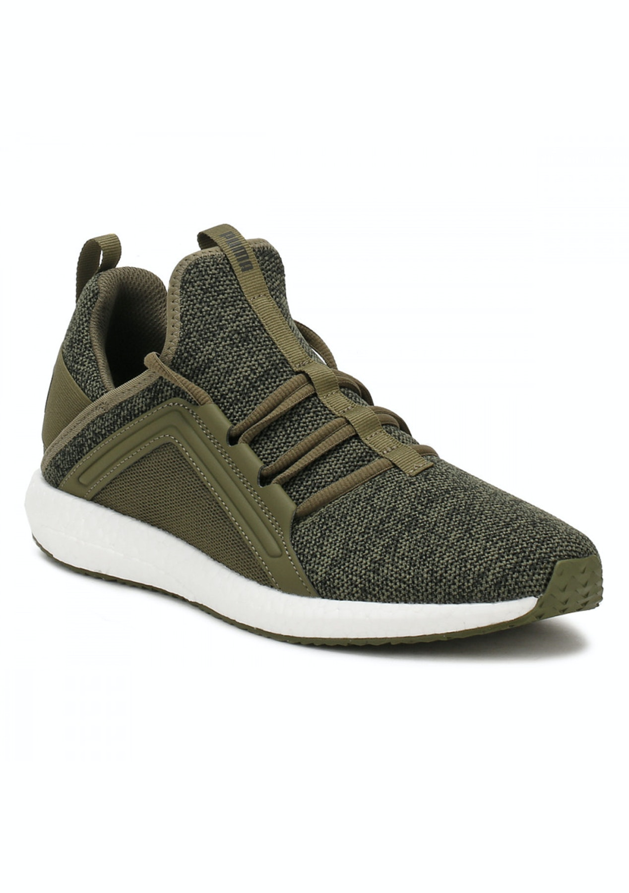 Puma Mens - Mega Nrgy Knit Olive Night - Activewear Price Reductions -  Onceit f20301210