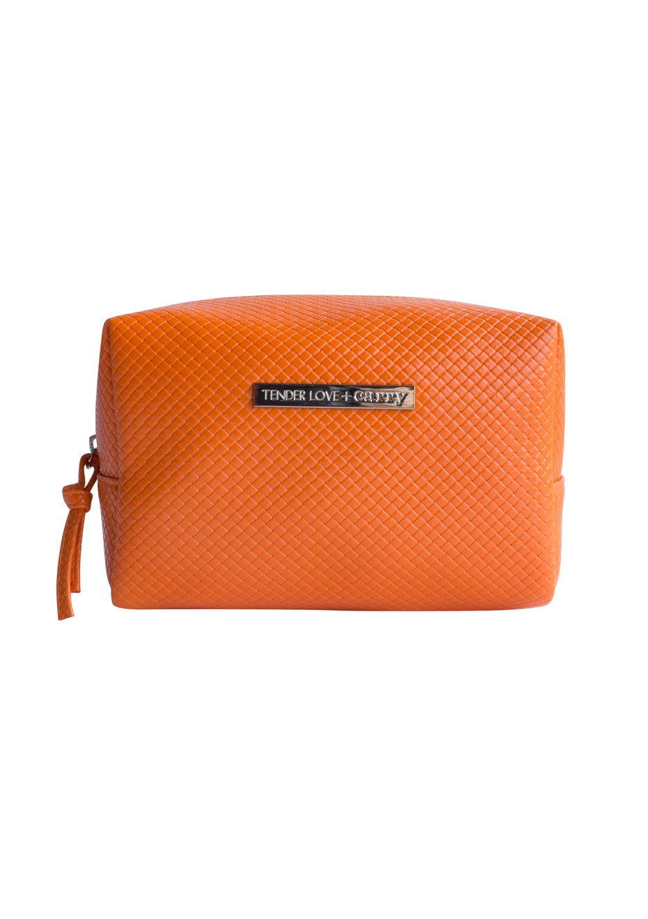 TL+C - Braid Tangerine Case - Orange