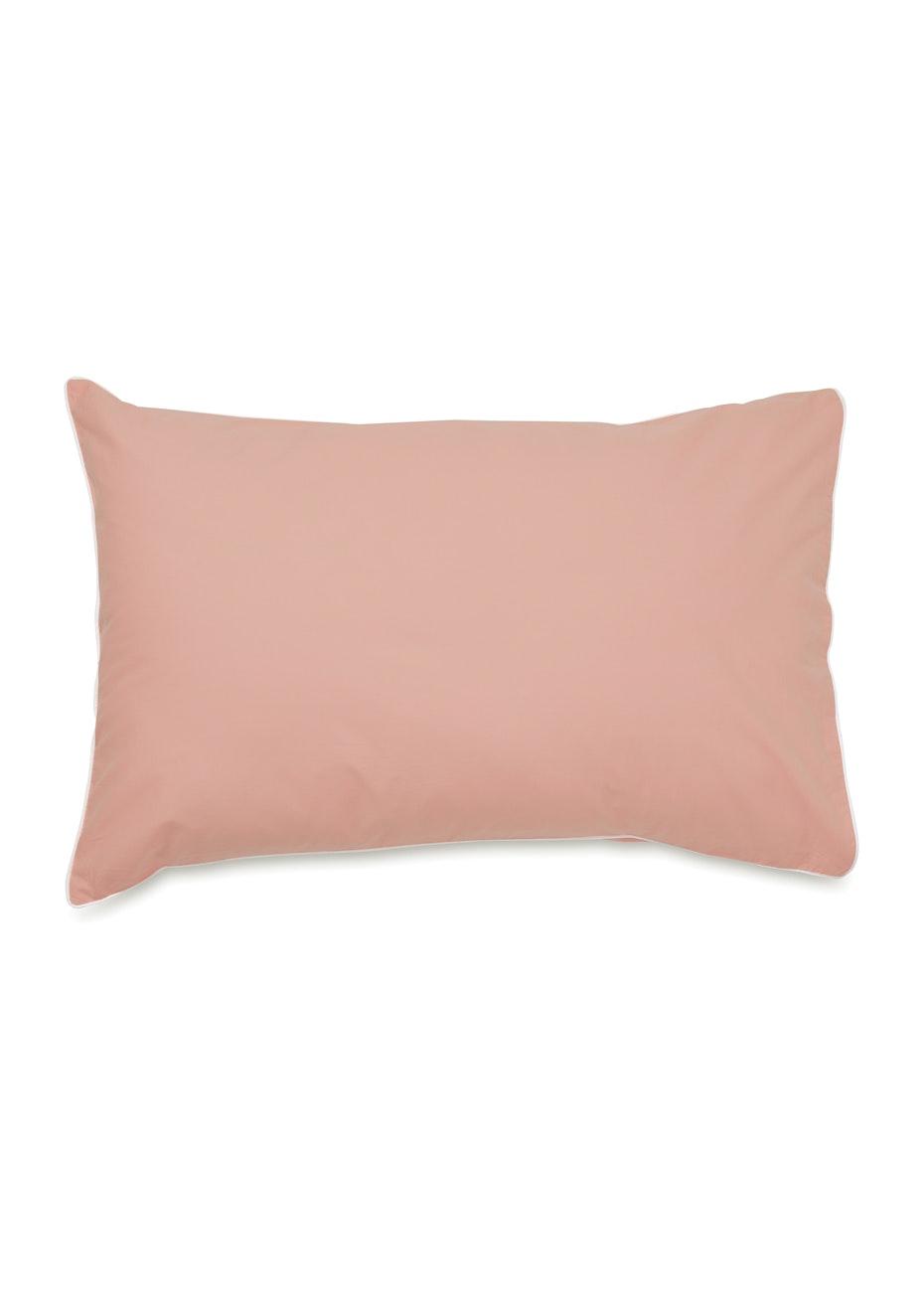 Città - Piped Cotton Pillowcase PR