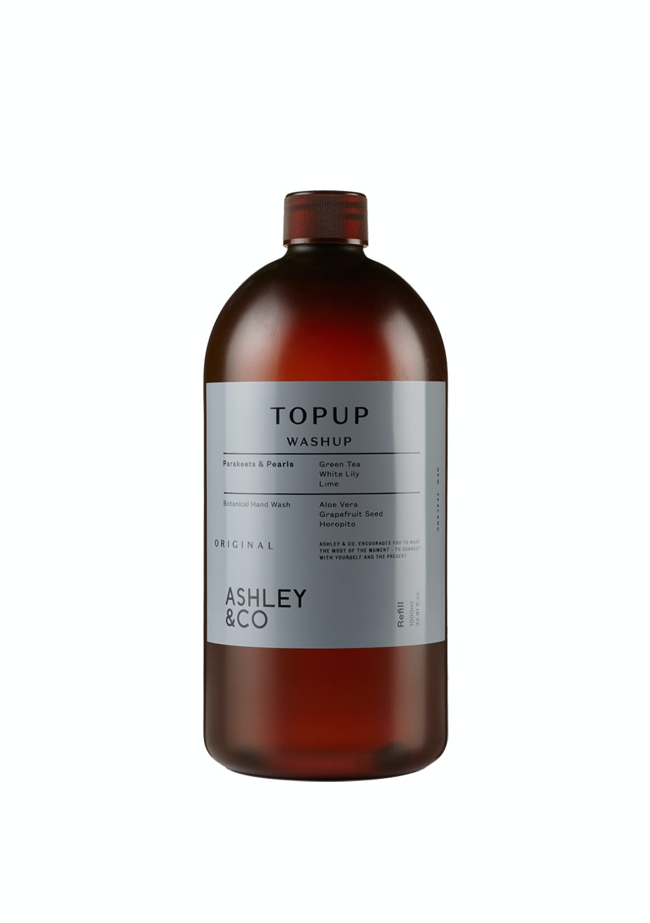 Ashley&Co. TopUp - Parakeets & Pearls - 1000ml