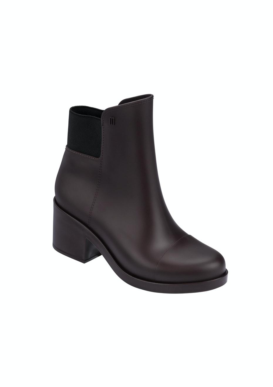 Melissa - Elastic Boot - Bordeaux
