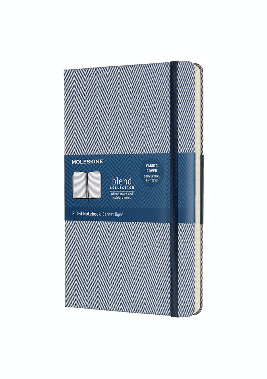 Moleskine - Limited Edition Blend Notebook - Ruled - Large