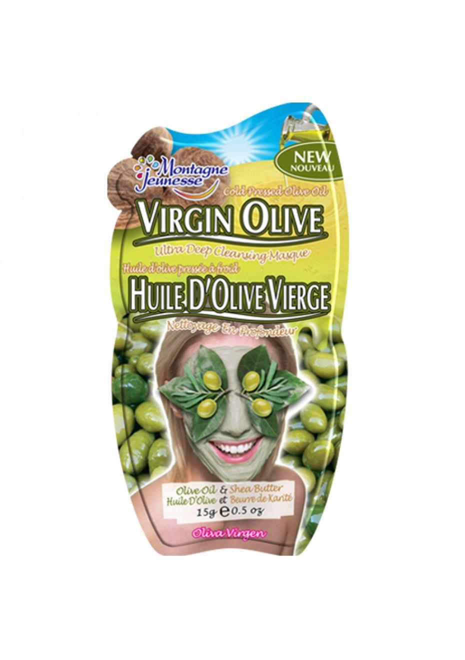 Montagne Jeunesse Olive Oil Mud Mask