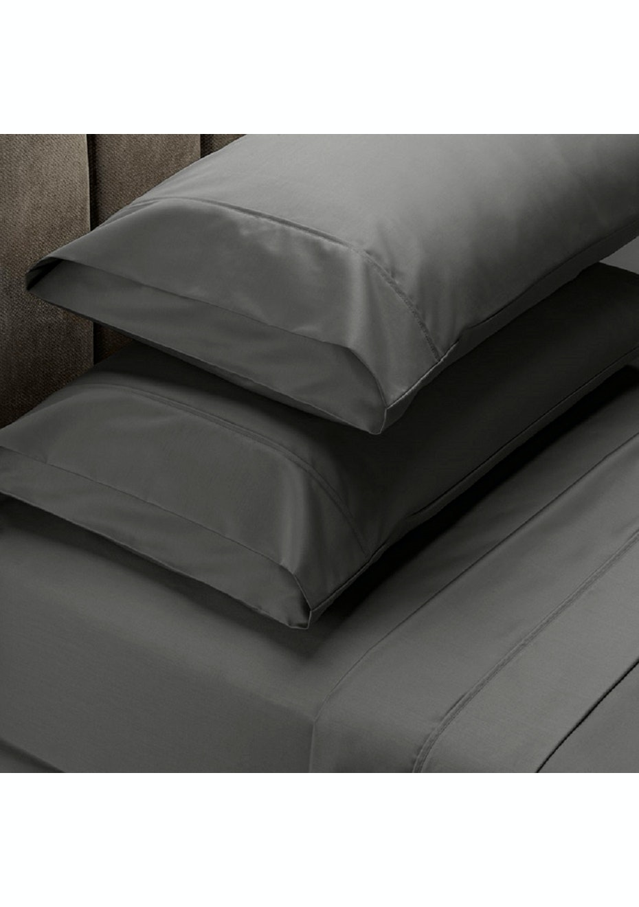 Park Avenue 1000 Thread Count 100% Egyptian Cotton Sheet Sets Mega Queen - Granite