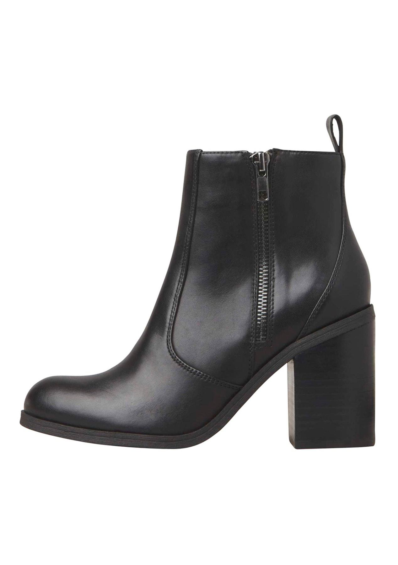 Windsor Smith - Baran - Black Leather