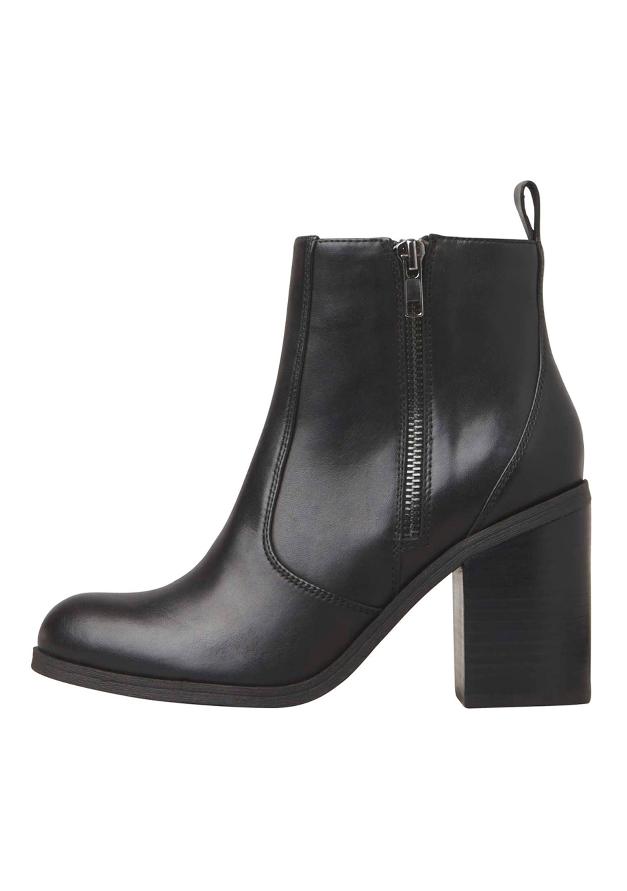 ed60acf20d3 Windsor Smith - Baran - Black Leather - Womens Shoe Sell Out - Onceit