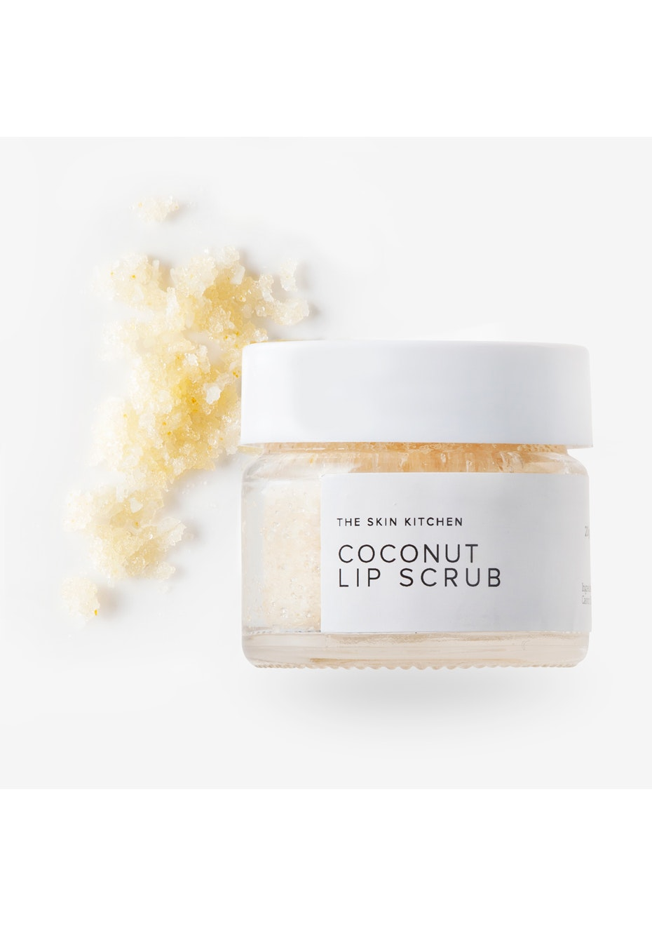 The Skin Kitchen - Coconut Lip Scrub - 20g