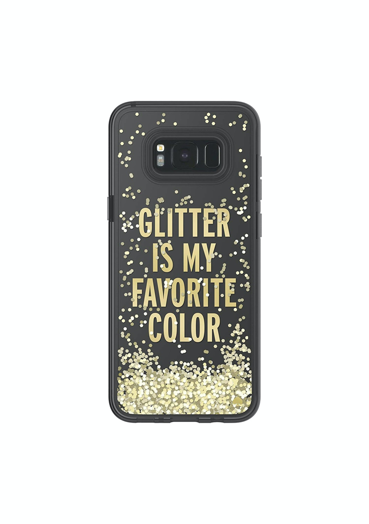 quality design 0684b 322c7 Kate Spade New York Galaxy S8+ Liquid Glitter Case