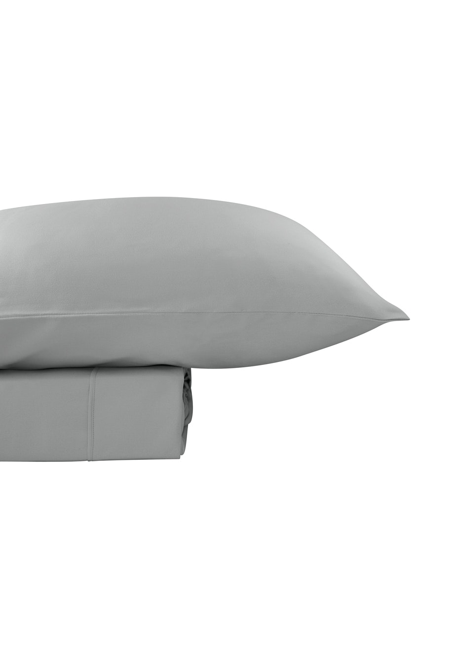 Thermal Flannel Sheet Sets - Glacier - Queen Bed