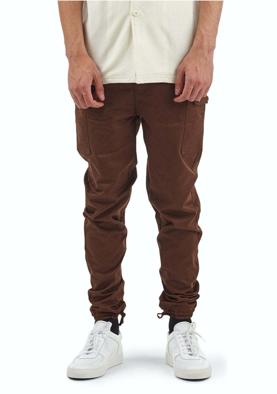I Love Ugly - Military Pant Coffee