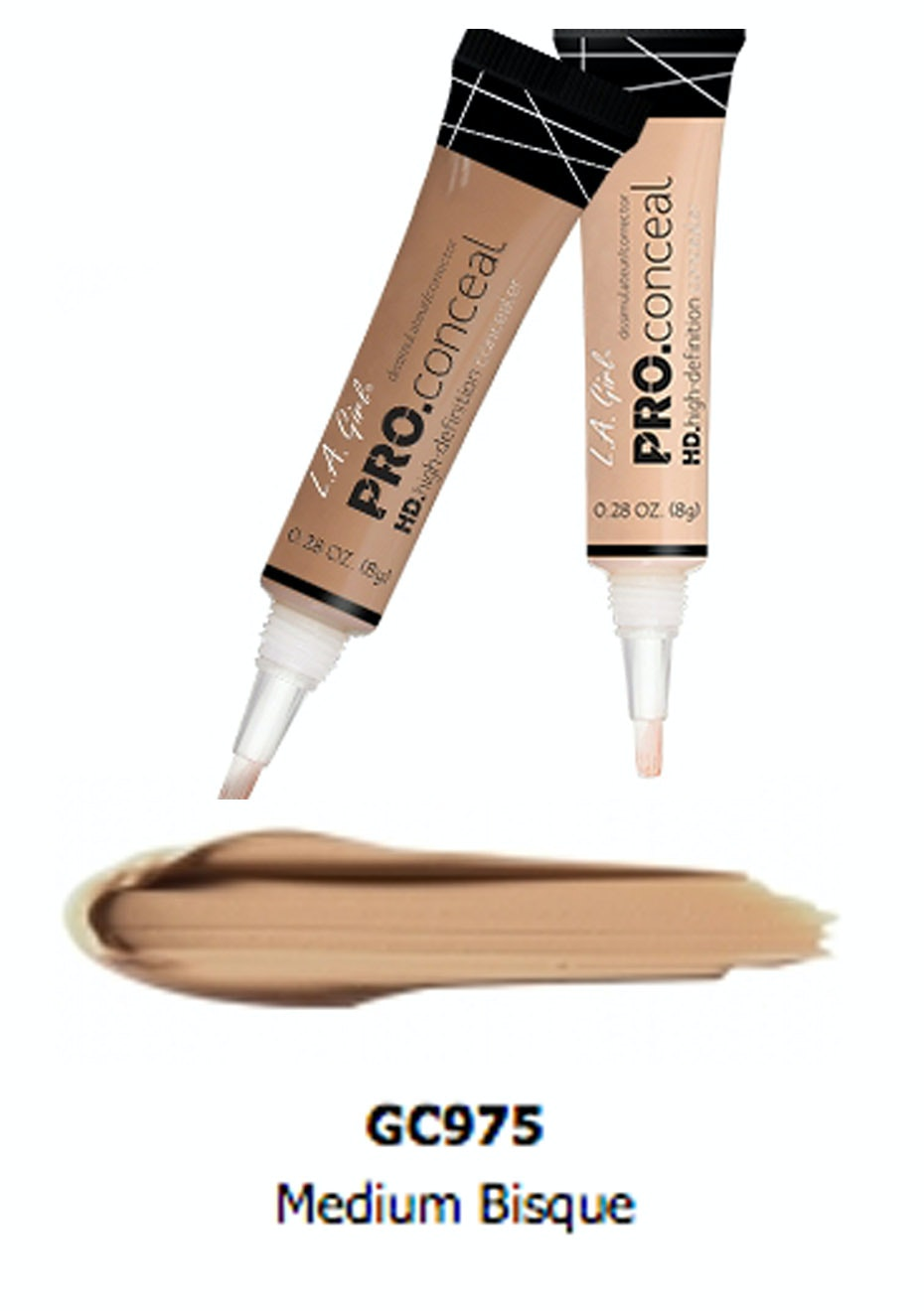 LA Girl Pro Concealer - Medium Bisque