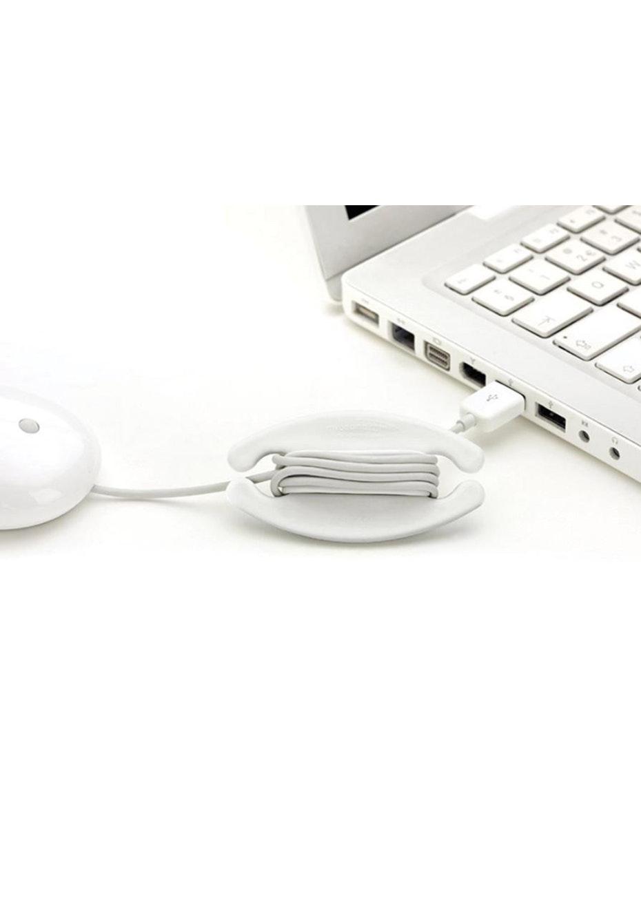 Bobino Cord Wrap - Medium White