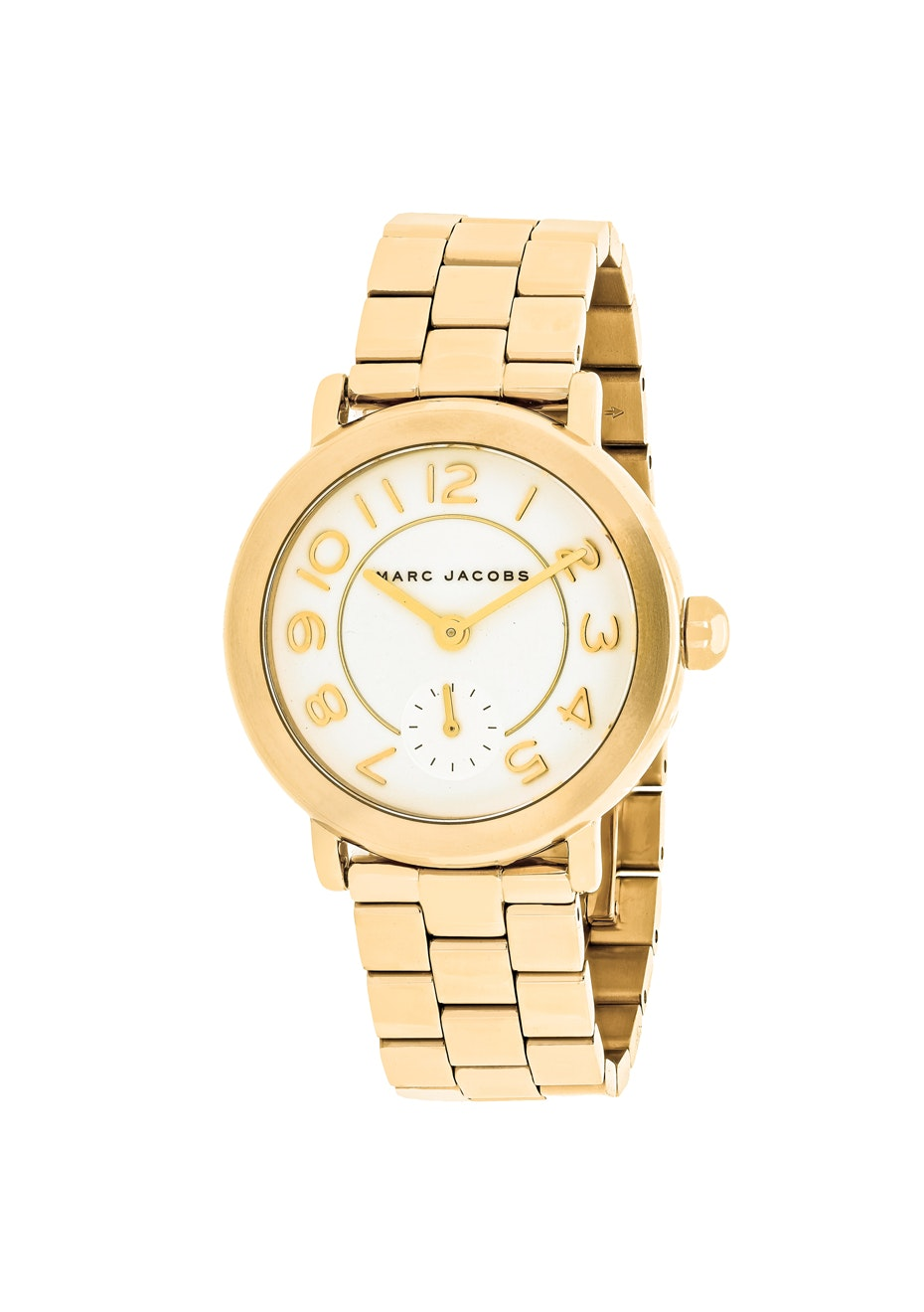 Marc Jacobs Womens Riley - Gold tone