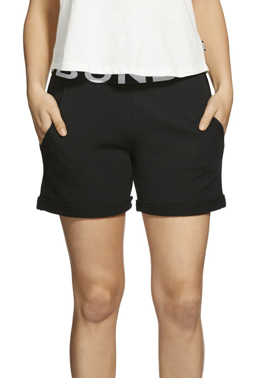 BONDS - Logo Short - Black