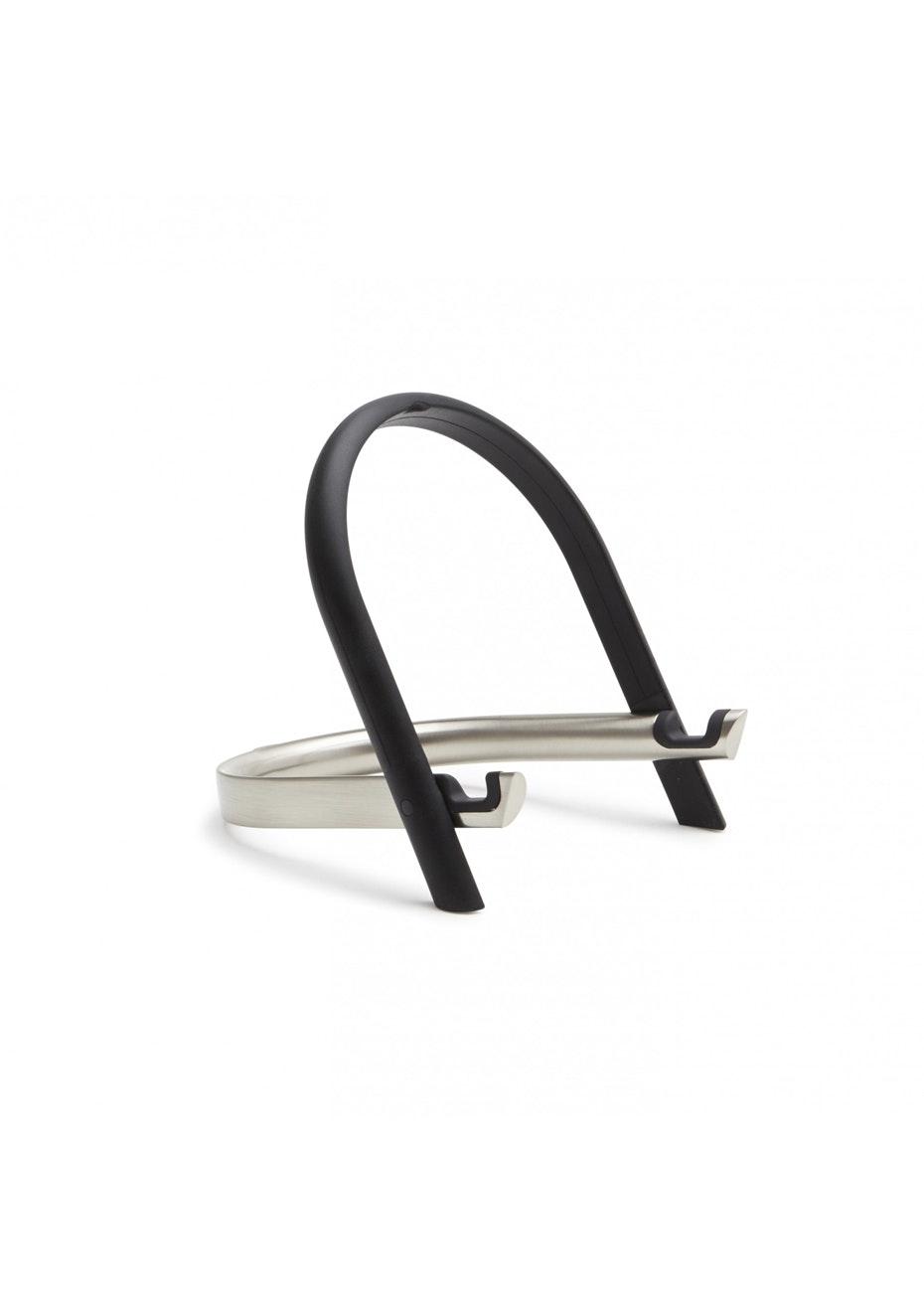 Umbra - Udock - Tablet Holder  - Black/Nickel