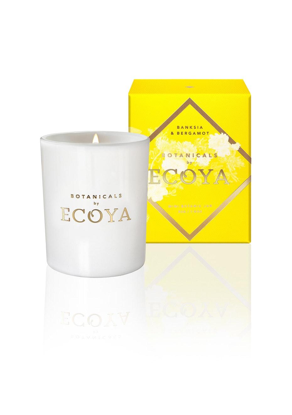 Ecoya - Mini Botanic - Banskia & Bergamot